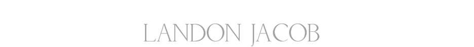 Landon Jacob Photography logo